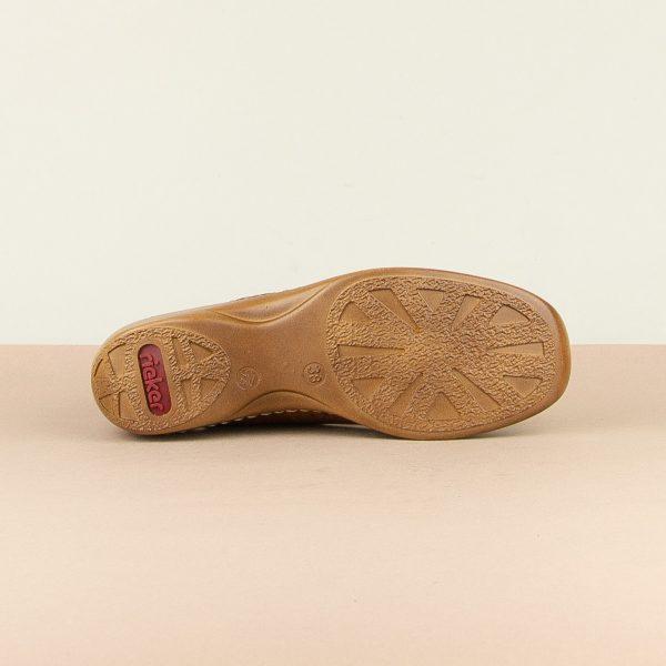 Туфлі  Rieker 41397-22 Brown #5