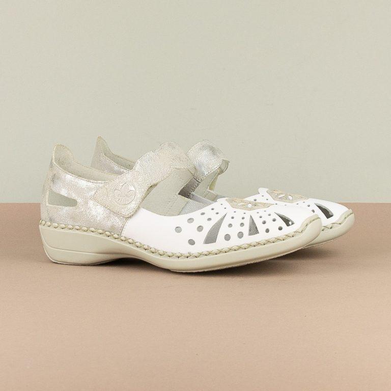 Сандалі  Rieker 41368-80 White #1