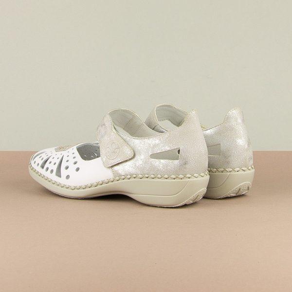 Сандалі  Rieker 41368-80 White #2