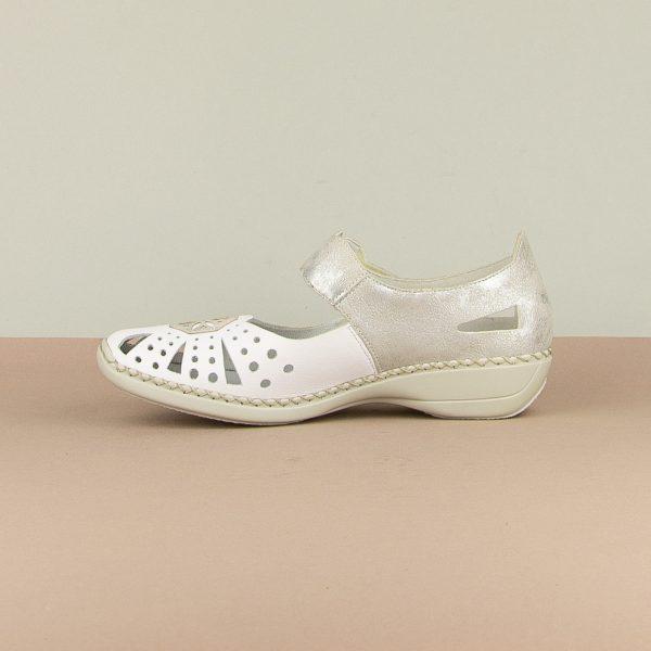 Сандалі  Rieker 41368-80 White #3