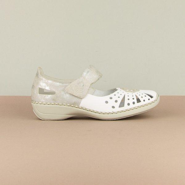 Сандалі  Rieker 41368-80 White #4