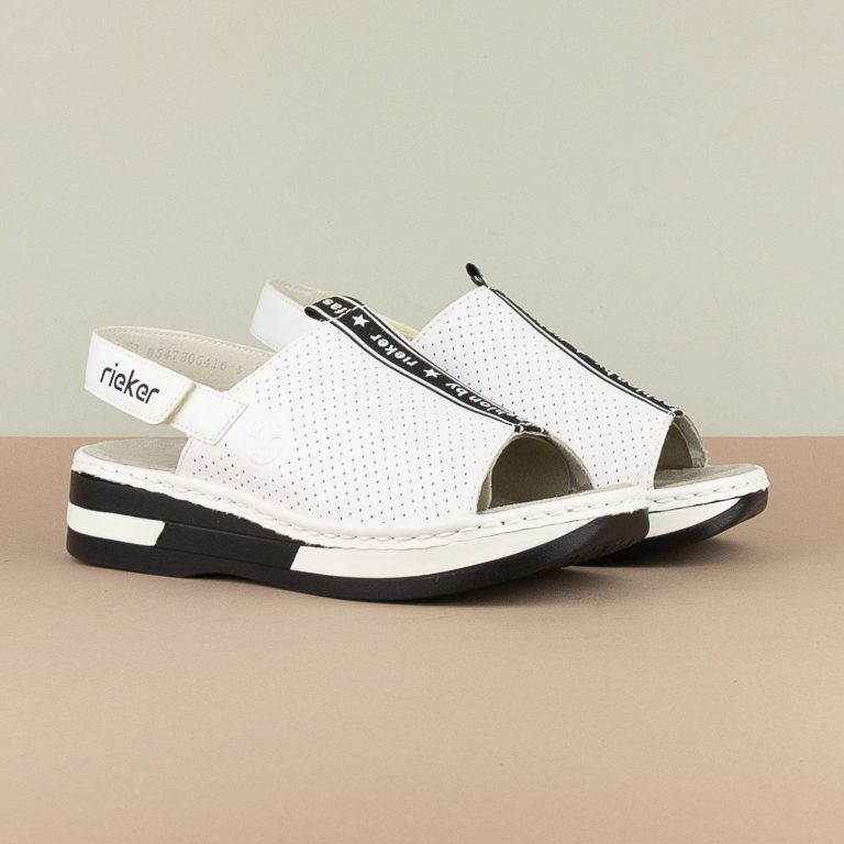 Сандалі Rieker V5915-80 White #1