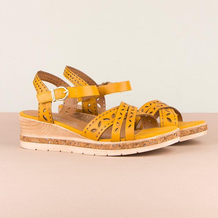 Сандалі  Remonte D3055-68 Yellow #1
