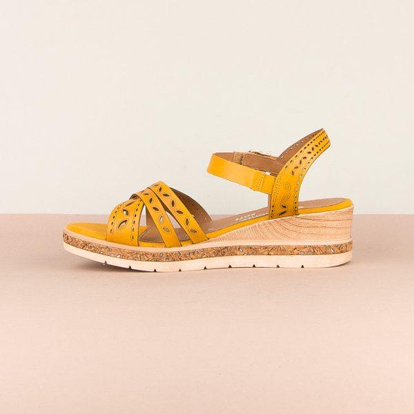 Сандалі  Remonte D3055-68 Yellow #3