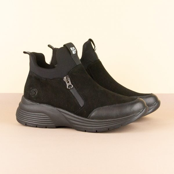 Черевики Remonte D6676-02 Black #2