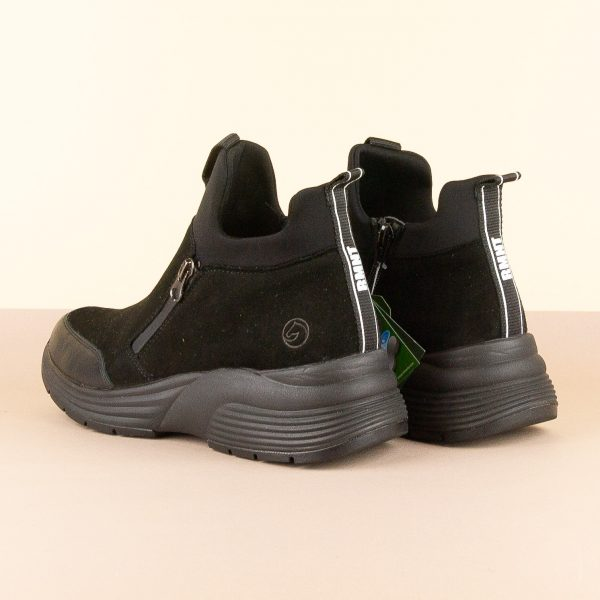 Черевики Remonte D6676-02 Black #3