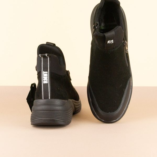 Черевики Remonte D6676-02 Black #7