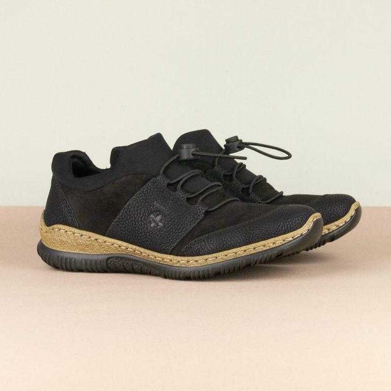 Кросівки Rieker N32X8-00 Black #1