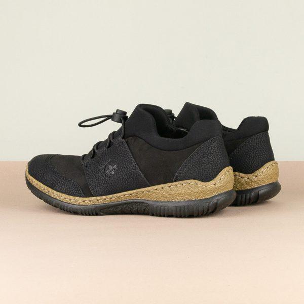 Кросівки Rieker N32X8-00 Black #2