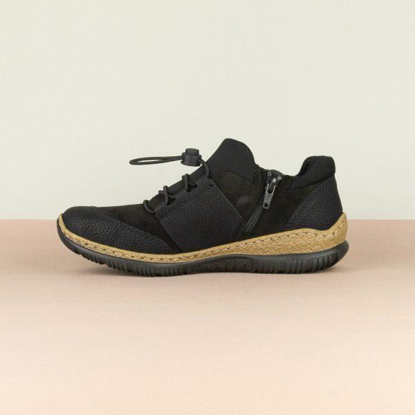 Кросівки Rieker N32X8-00 Black #3