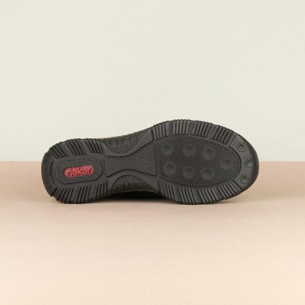 Кросівки Rieker N32X8-00 Black #5