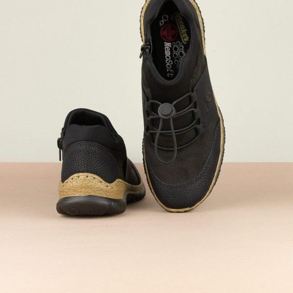 Кросівки Rieker N32X8-00 Black #6
