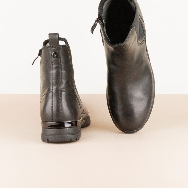 Ботильони Caprice 9-25450-022 Black Nappa #6