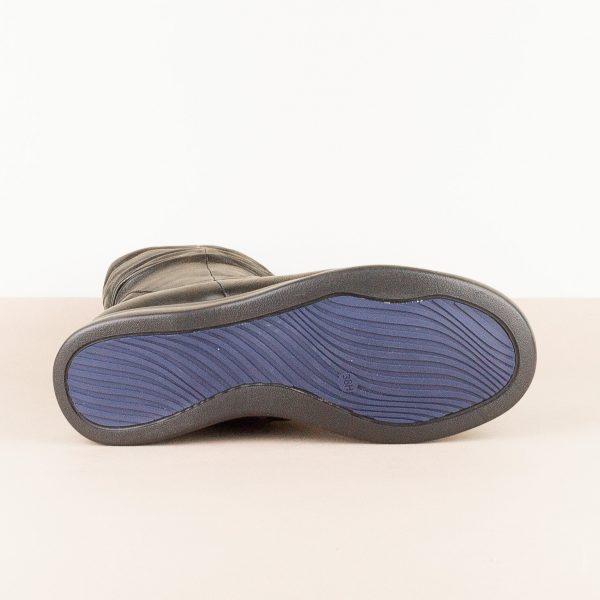 Напівчобітки Caprice 9-26444-040 Black Soft Nap #5
