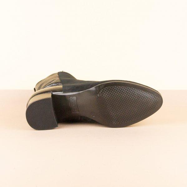 Ботильони Caprice 9-25315-019 Black Comb #6