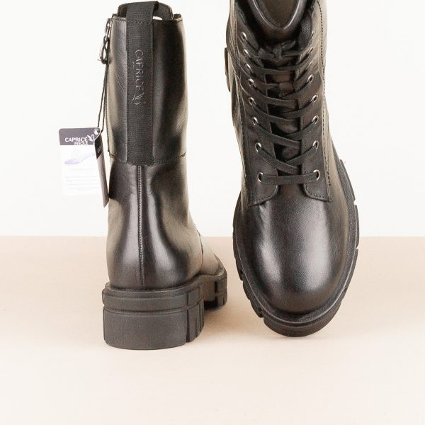 Черевики Caprice 9-25253-022 Black Nappa #7
