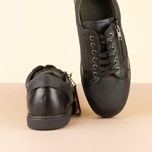 Кросівки Caprice 13601-036 Black/Blk Sole #6