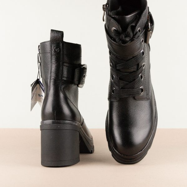 Черевики Caprice 9-25209-022 Black Nappa #7