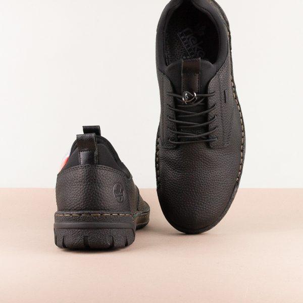 Черевики Rieker В0379-00 Black #6