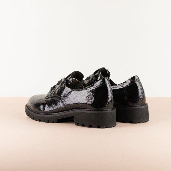 Черевики Remonte D8600-02 Black #3