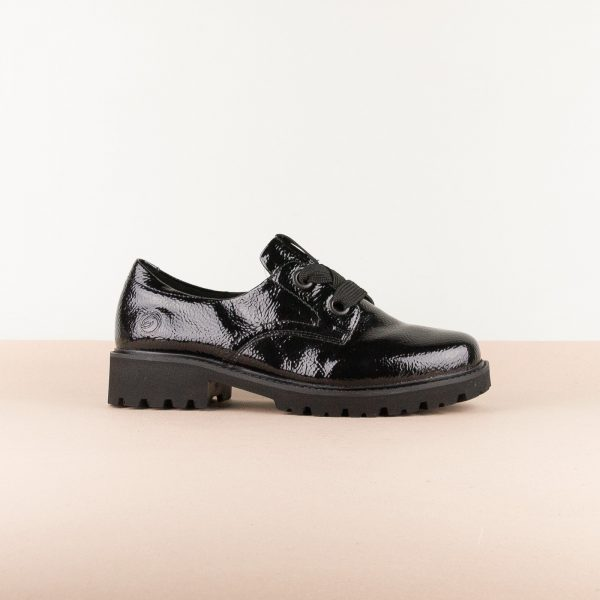 Черевики Remonte D8600-02 Black #5