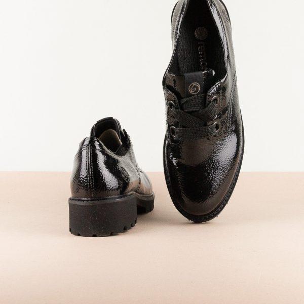 Черевики Remonte D8600-02 Black #7