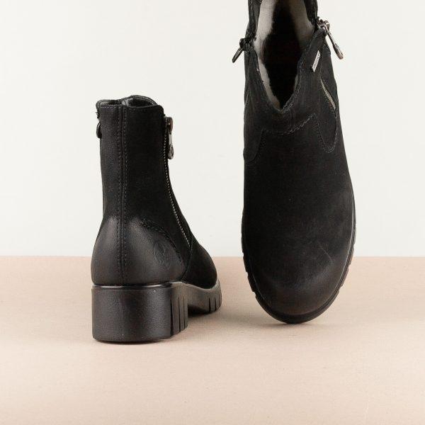 Черевики Rieker X2660-00 Black #7